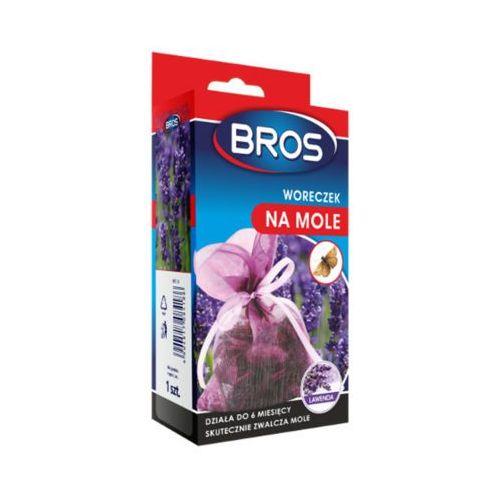 Bros 1szt lawendowy woreczek na mole