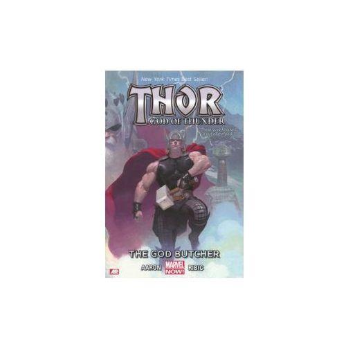 Thor: God Of Thunder Volume 1: The God Butcher (marvel Now) (9780785166979)