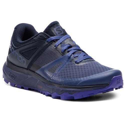 Buty SALOMON - Trailster W 406118 20 W0 Crown Blue/Navy Blazer/Purple Opulence