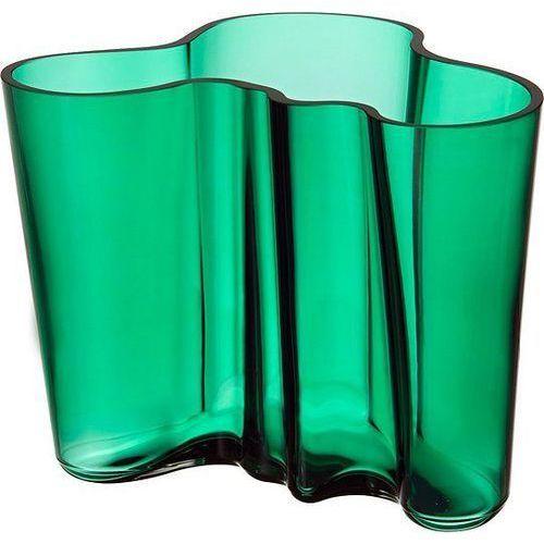 Wazon aalto 16 cm emerald marki Iittala