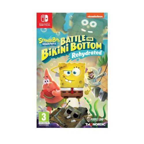Gra Nintendo Switch Spongebob SquarePants: Battle for Bikini Bottom – Rehydrated (9120080074461)