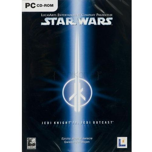 OKAZJA - Star Wars Jedi Knight 2 Jedi Outcast (PC)