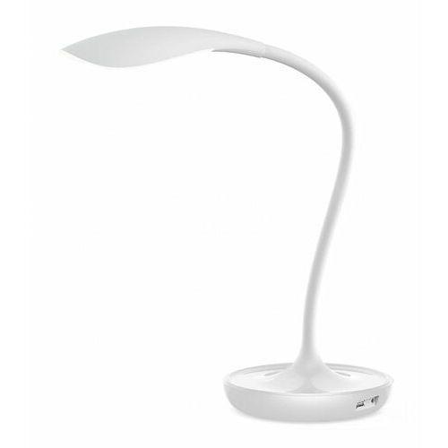 Rabalux Belmont biały led 5w 3000k lampka stołowa 6418 (5998250364186)
