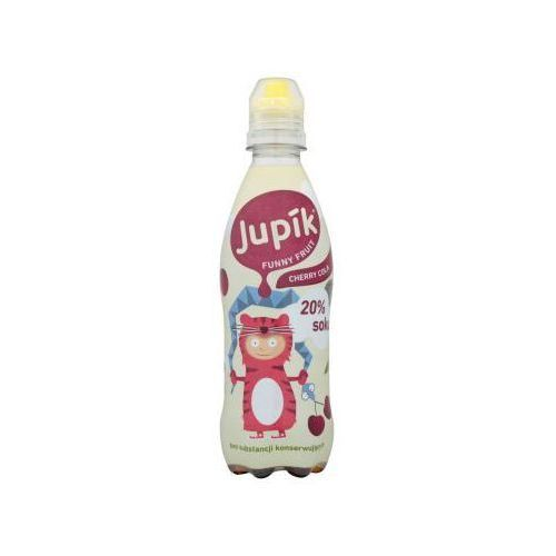 Napój niegazowany jupik cherry cola 330 ml marki Hoop