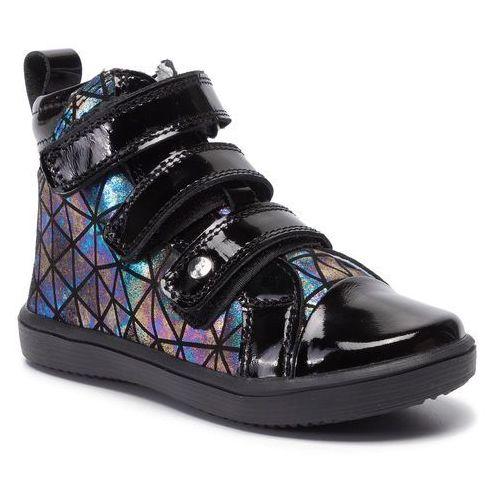 Sneakersy BARTEK - 14364-6S/L9 Czarny, kolor czarny