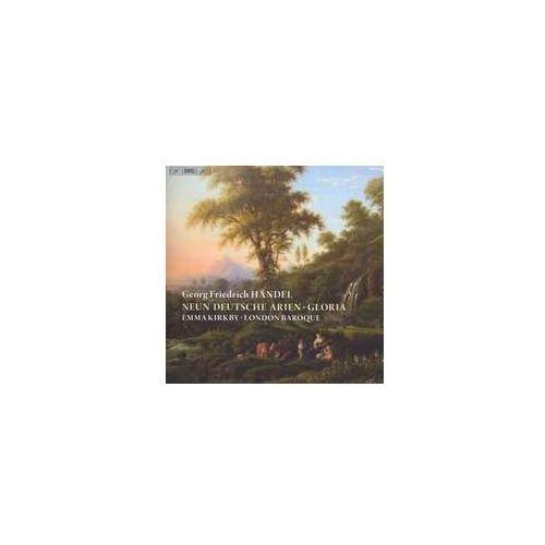 Neun Deutsche Arien, Hwv202 - 10 / Trio Sonata In F Major, Hwv392 / Gloria