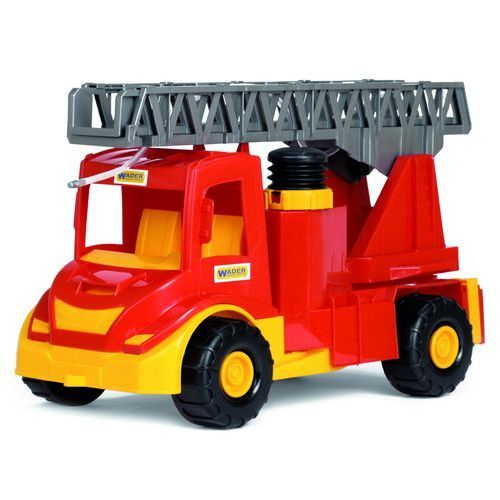 Wader Multi truck straż pożarna, kategoria: straż pożarna