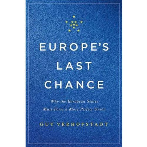 Europe's Last Chance (9780465096855)