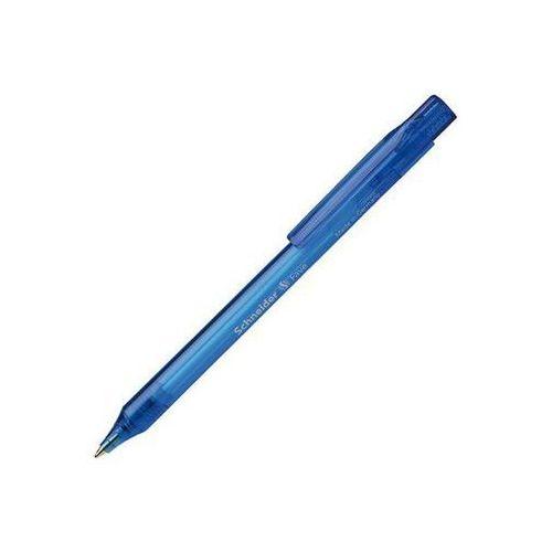 Schneider długopis automatyczny fave jednorazowy, niebieski