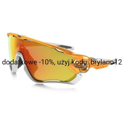 Okulary jawbreaker atomic orange fire iridium polarized oo9290-09 marki Oakley