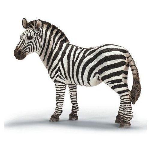 Schleich  - zebra klacz, figurka - schleich (4005086143920)
