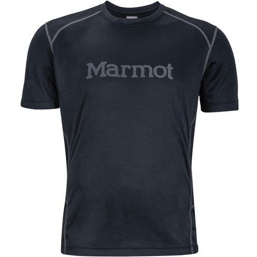 Marmot windridge with graphic ss black/cinder l
