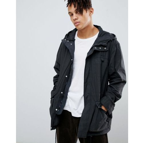 Weekday mainland festival parka jacket - Grey