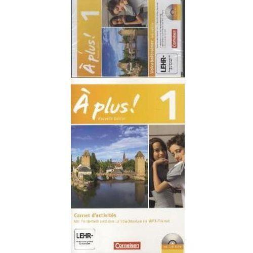 Carnet d'activités, m. DVD-ROM u. CD-Extra. Vokabeltrainer, DVD-ROM, 2 Bde.