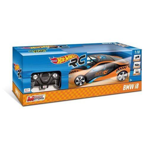 Brimarex Hot wheels pojazd zdalnie sterowany bmw (8001011634408)