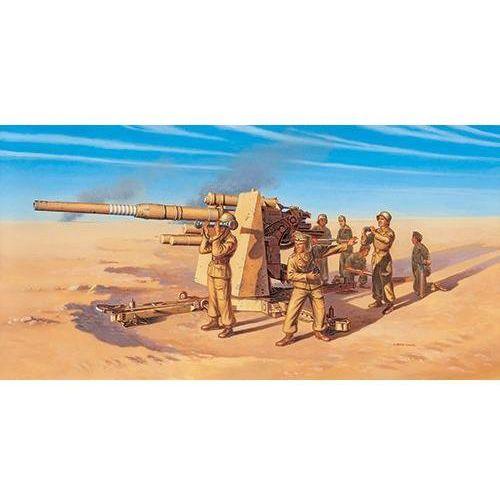Italeri Działo 88mm flak 37 aa z załogą (ii wś) 7512 (8001283075121)