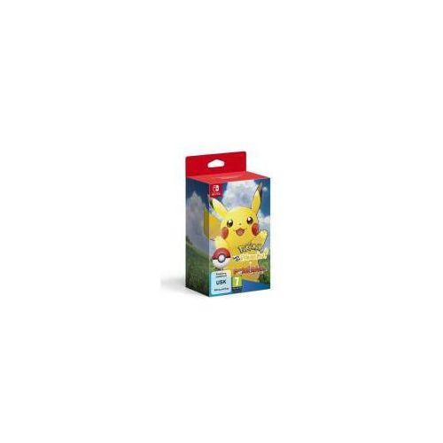 Pokemon Let's Go Pikachu! + Pokeball Plus