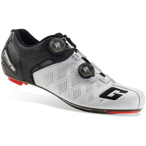 carbon g.stilo buty mężczyźni biały us 8,5   42,5 2019 buty rowerowe, Gaerne