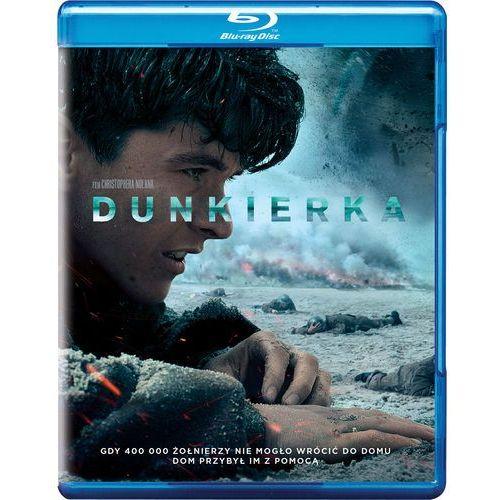 Dunkierka (Blu-ray) - Christopher Nolan. DARMOWA DOSTAWA DO KIOSKU RUCHU OD 24,99ZŁ (7321999347482)