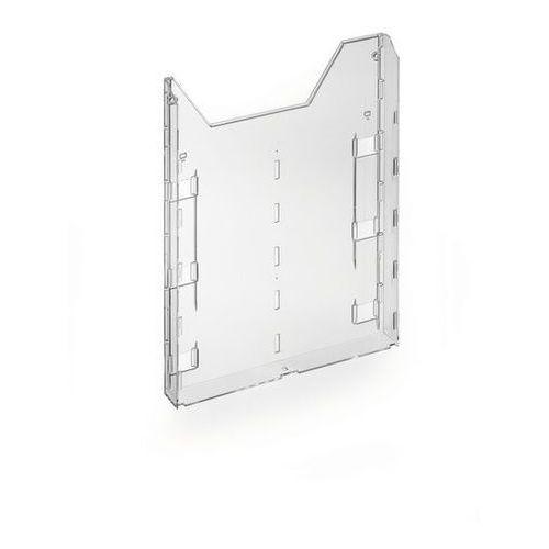Durable Półka do rozbudowy combiboxx 8579 przezroczysta