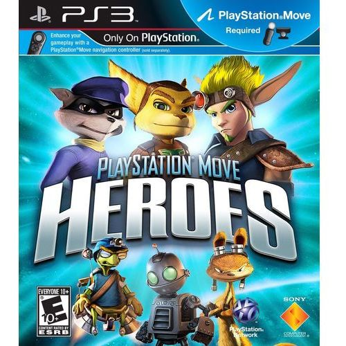 Move Heroes (PS3)