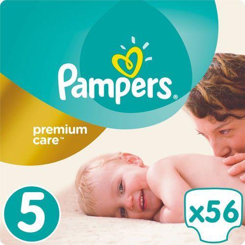 Pampers premiumcare pieluchy, rozmiar 5 junior, 56 sztuk. Najniższe ceny, najlepsze promocje w sklepach, opinie.