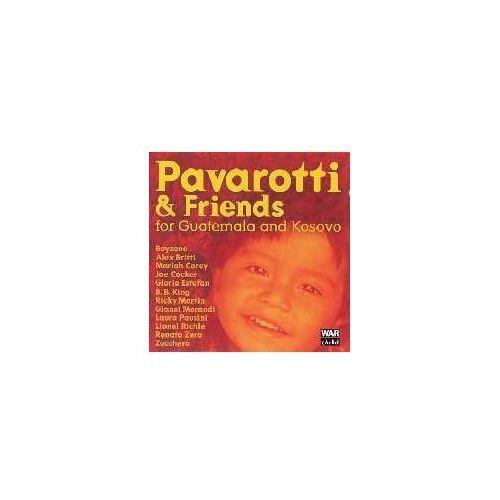 Pavarotti & Friends For The Children Of Guatemala And Kosovo z kategorii Muzyka klasyczna - pozostałe