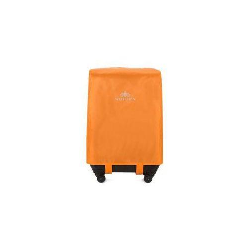 Wittchen Pokrowiec na walizkę 24'  56-3-042 pomarańczowy (walizki twarde) - pomarańczowy