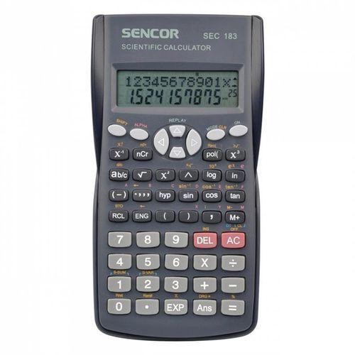 Sencor kalkulator naukowy sec 183 (8590669044719)
