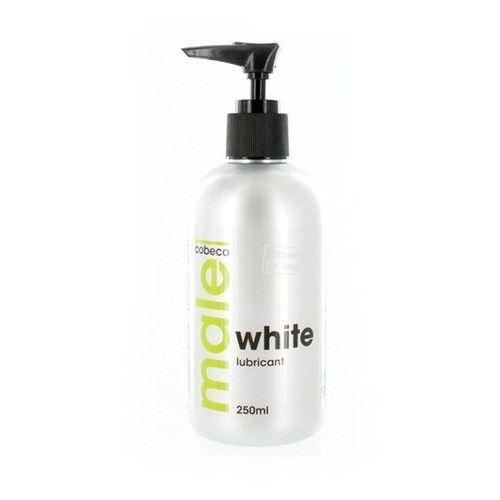 Biały lubrykant - Male White Lubricant 250 ml