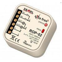 Exta free - radiowy odbiornik dopuszkowy 2-kanałowy rop-02 marki Zamel