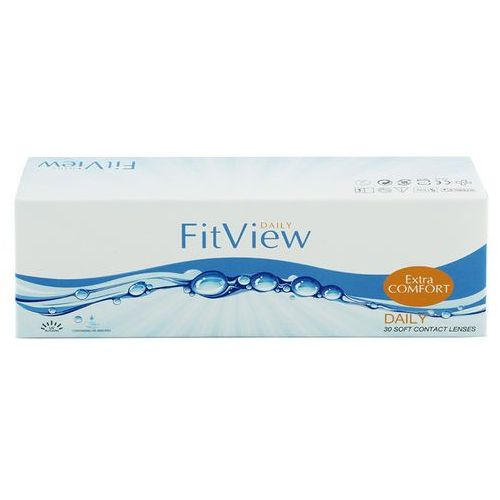 Fitview daily 90 szt. - wyprzedaż marki Pegavision