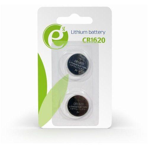 Gembird Bateria litowa energenie eg-ba-cr1620-01 cr1620 3v (2 szt.) (8716309104401)