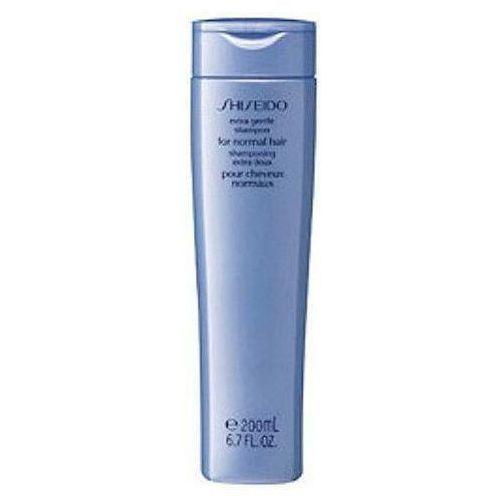 Shiseido  extra gentle shampoo normal hair 200ml w szampon do włosów