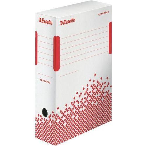 Pudło do archiwizacji ESSELTE SPEEDBOX 150 mm białe ekologiczne - X07650, NB-5556