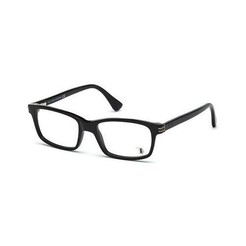 Okulary korekcyjne to5105 001 marki Tods