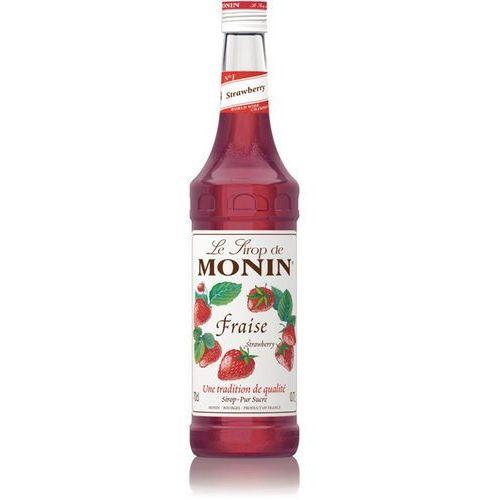 Syrop smakowy Monin Strawberry, truskawka 0,7l