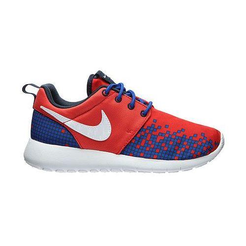 Nike  roshe one print (gs) (677782-601) - 677782-601