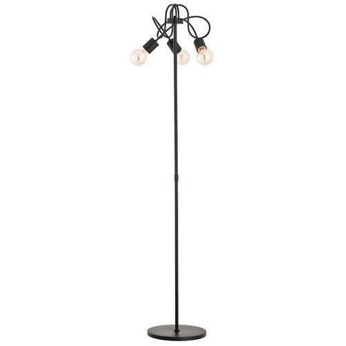 Alfa Lampa stojąca tango 3 x 60 w e27 black (5900458231795)