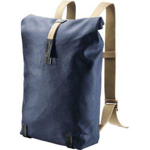 Brooks pickwick canvas plecak 26l niebieski 2018 plecaki szkolne i turystyczne