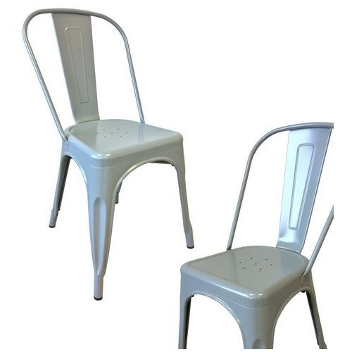 Krzesło Prado grey