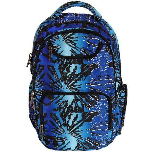Plecak 15x33xH46 22L granatowy batik (5908293559210)