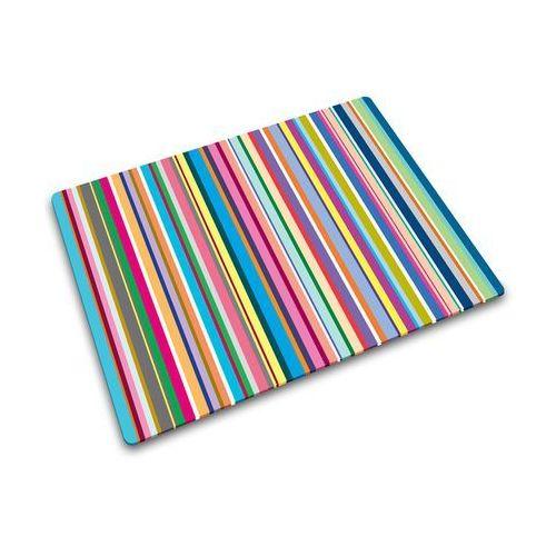 - thin stripes podkładka prostokątna wymiary: 40 x 30 x 0,4 cm marki Joseph joseph
