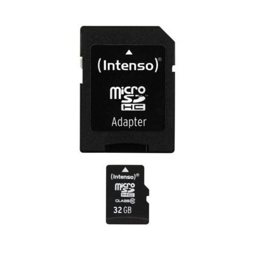 Intenso Karta micro sdhc class 10 32gb (4034303016655)