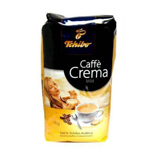 Tchibo Kawa caffe crema ziarnista /1kg 1kg. Najniższe ceny, najlepsze promocje w sklepach, opinie.