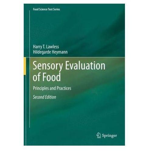 Sensory Evaluation of Food, Springer Verlag
