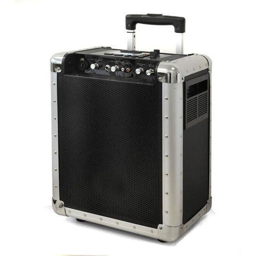 Mobilny zestaw nagłośnieniowy dla DJów Skytec USB SD MP3