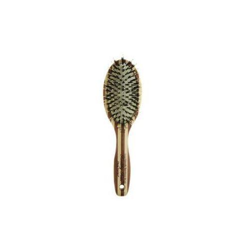 Olivia Garden HH-P6, szczotka bambusowa do masażu skóry głowy, olivia- HH-P6