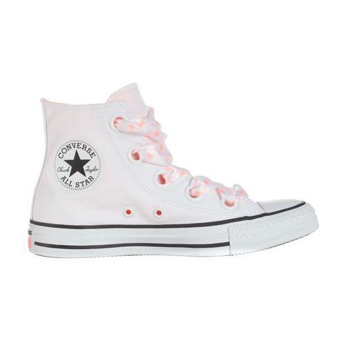 Converse chuck taylor all star big eyelets tenisówki różowy biały 36