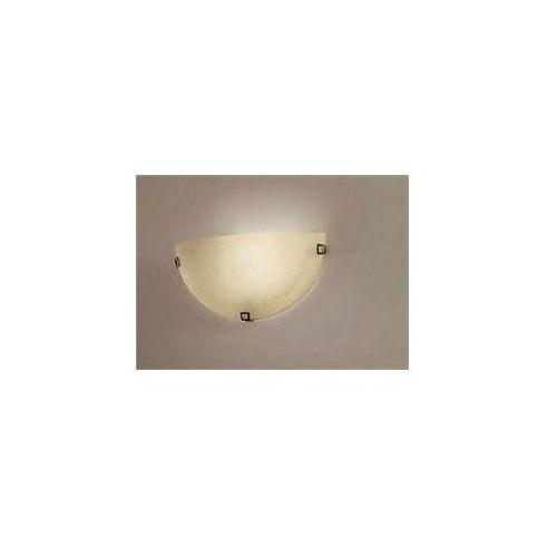 Kinkiet delta bursztynowy 150 1 x 46w, 3445 marki Linea light